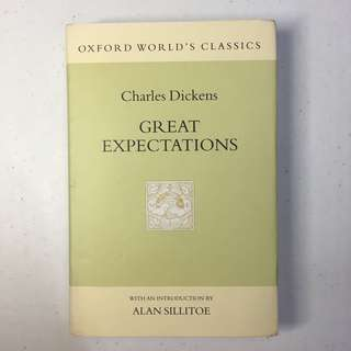[Hardbound] Great Expectations by Charles Dickens