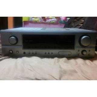 Denon AV Surround receiver AVR-1507