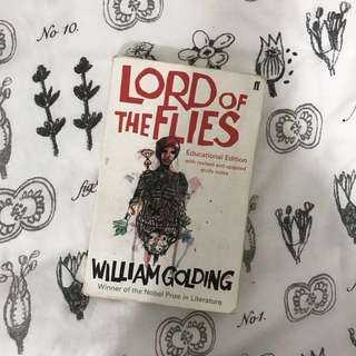 lord of the flies literature secondary school lit o lvl book