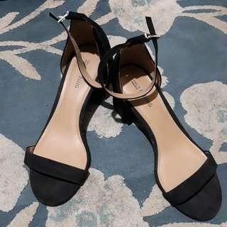 Call it spring block heels