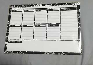 Whiteboard Planner