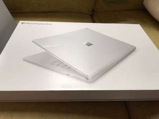 "Surface Book 13.5"" Mid 2017"