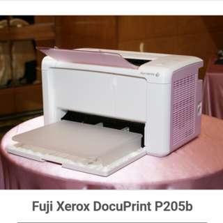 Fuji Xerox Docuprint P205b打印機