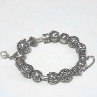 Pandora Silver Charms Bracelete