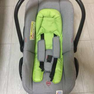 Baby/ Infant Carrier cum Car seat # Deduct price #