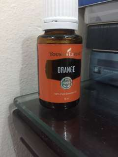 Young living essential oil orange 15 ml