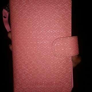 Dompet uang + Hp Pink