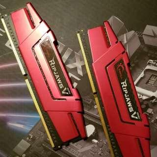 G.Skill Ripjaws V  DDR4 2400Mhz CL15