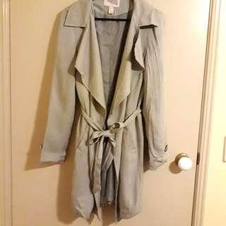 Long coat for winter