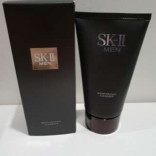 SK-II Men Moisturizing Cleanser 120g