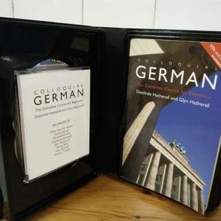 Colloquial German (Beginners Course)