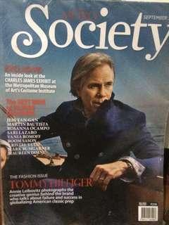 Metro societ magazine sept 2014