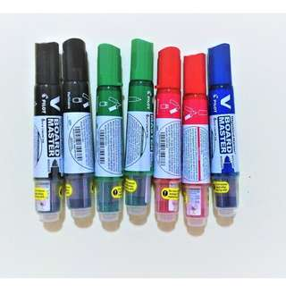 Refillable Pilot Whiteboard Marker