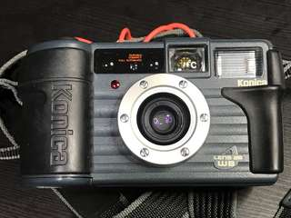 Konica Genbakantoku 28WB Camera