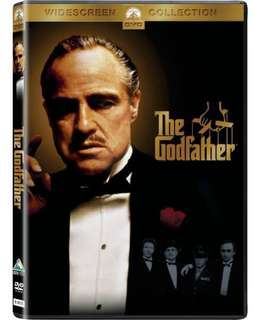 The Godfather (1-3) DVD