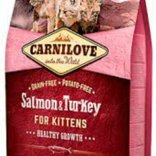 Carnilove Dry food for kitten