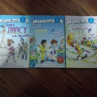Fancy Nancy - I can read!1