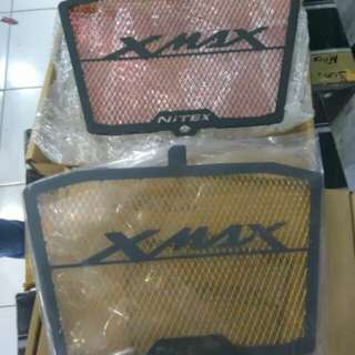 Xmax cover radiator