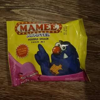 Mamee bbq flavour