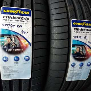 Car Tyres Promo