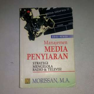 Manajemen Media Penyiaran