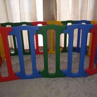 Mothercare 16 panel Playpen