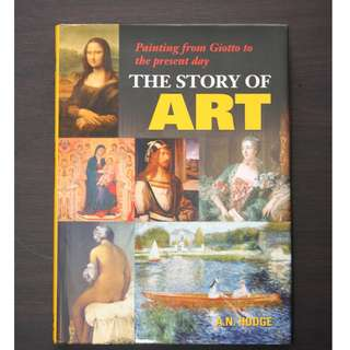 The Story of Art by A. N. Hodge