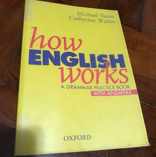 Oxford: How English Works - A grammar practice Book
