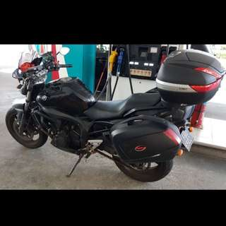 Streetfighter Yamaha Fazer 600n S2