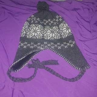 Snow cap