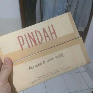 Pindah - Novel