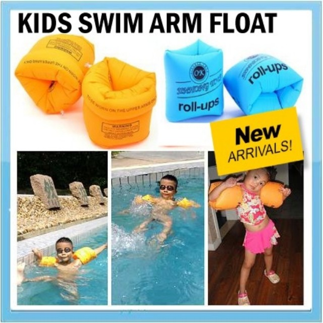 1 pair kids swimming Arm floats