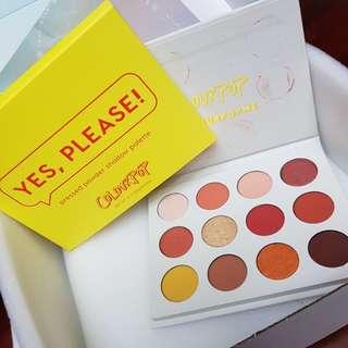 Colourpop | Yes, Please Palette
