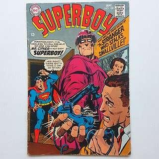DC Comics Superboy 150 Fine+ Condition Silver Age