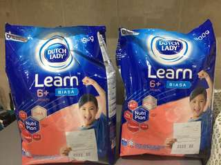 Brand New Dutch Lady Milk Powder for 6+