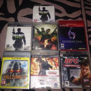 Ps3 Game for Sale 2 for 499