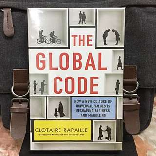 # Highly Recommended《Bran-New + Hardcover Edition + Decoding The Drivers of Human Behaviour Globally》Clotaire Rapaille - THE GLOBAL CODE: How a New Culture of Universal Values Is Reshaping Business and Marketing