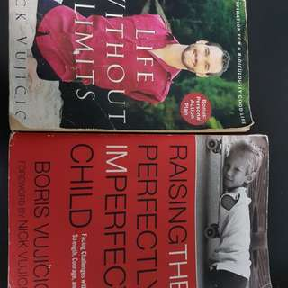 Nick Vujicic Book
