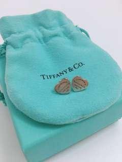 Tiffany & Co. 耳環 (連紙袋)