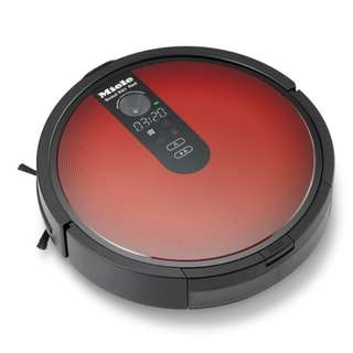 Scout RX1 Red Robot Vacuum Cleaner(德国美诺红色Miele Scout RX1吸尘机器人)
