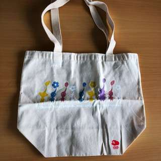 Club Nintendo 2012 Platinum Pikmin Tote bag