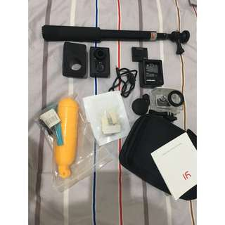 Camera / Kamera Xiaomi Yi Original Full set