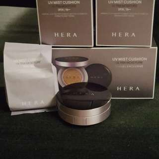 Hera UV Mist Cushion x 2