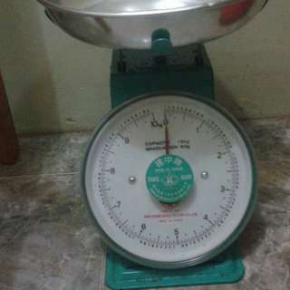 10 KILOS WEIGHING SCALE