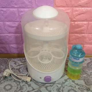 CHICCO STERILIZER WITH FREEBIES