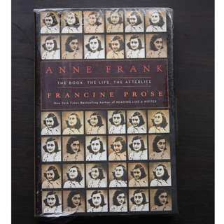Anne Frank - The Book, The Life and The Afterlife (Hardbound)