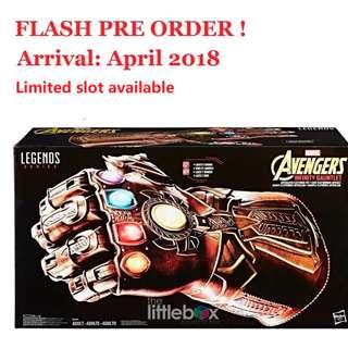 Hasbro Infinity War Thanos Gauntlet Life Size