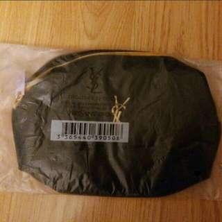 全新正版YSL化妝袋