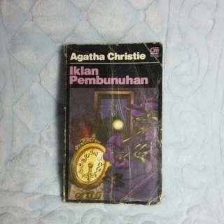Iklan Pembunuhan by Agatha Christie
