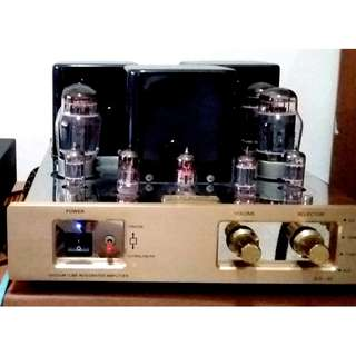 Audio Space 55wpc pure tube integrated amp